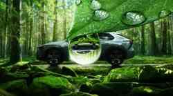 Subaru Solterra dobiva uradno (tudi slovensko) spletno stran - in prve uradne fotografije celotnega vozila!