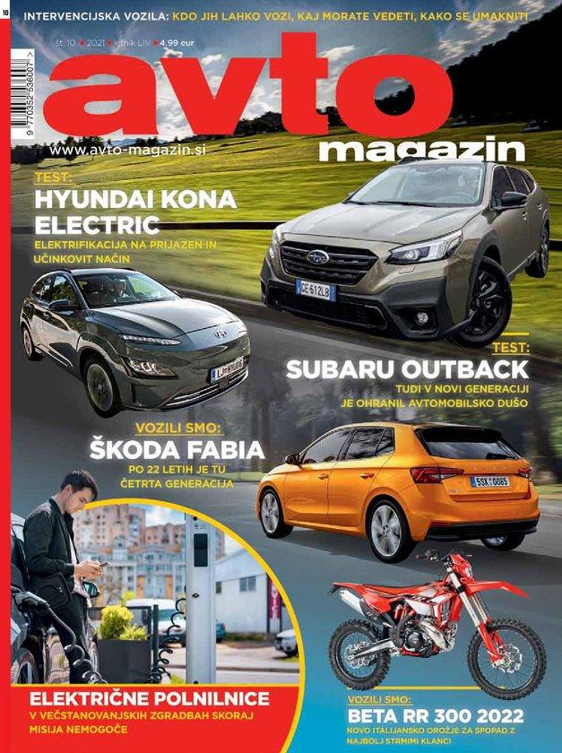 Avto magazin - 10/2021
