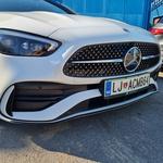 Novo v Sloveniji: Mercedes-benz razred C - Odkrito pogleduje k največjemu (foto: Jure Šujica)