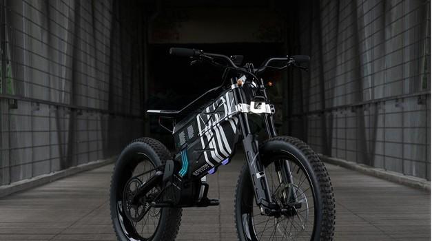 Koncept: BMW i Vision Amby in Motorrad Vision Amby - za kolesarje in motoriste (foto: bmw)