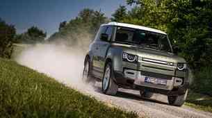 Land Rover Defender kmalu kot samostojna znamka?