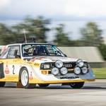 Ken Block - nič več Ford in Subaru, zdaj je na vrsti ... (foto: Audi)