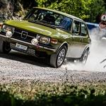 Dirkaški test: Saab 99 - Desetletja mu ne pridejo do živega (foto: Uroš Modlic)
