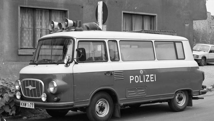 Legendarni vzhodnonemški Barkas ne gre v pozabo, Nemci so ga obudili