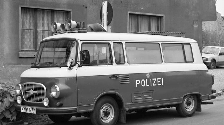 Legendarni vzhodnonemški Barkas ne gre v pozabo, Nemci so ga obudili (foto: Bundesarchiv)