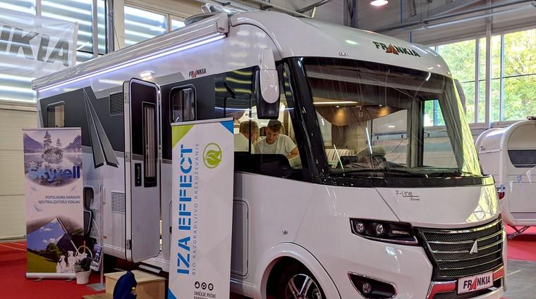 To je nova znamka avtodomov v Sloveniji, ki obljublja pravo proizvodnjo po naročilu (foto: IZA d.o.o.)