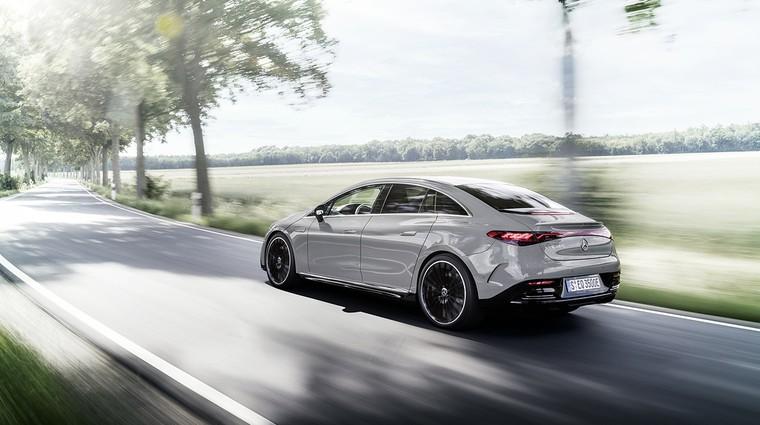 Stellantis in Daimler napovedala velik skupen projekt, vreden več milijard evrov (foto: Mercedes-Benz)
