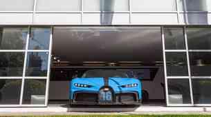 Toliko stane vzdrževanje Bugatti Chirona Pur Sport