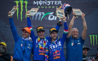 MXON: zmagoslavje Italijanov, Slovenci brez uvrstitve v A finale (video)