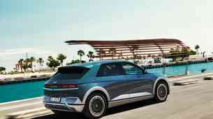 Ioniq 5 za Hyundaijev električni preboj