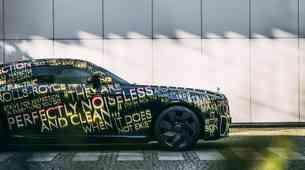 Rolls Royce Spectre: napoved transformacije