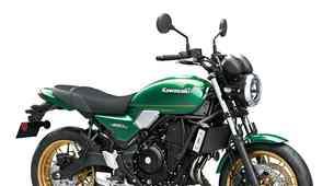 Si želiš retro motocikla? Kawasaki ima pripravljen nov odgovor.