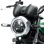 Si želiš retro motocikla? Kawasaki ima pripravljen nov odgovor. (foto: kawasaki)