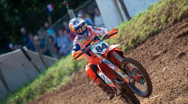 MXGP: boj za prvenstvo se začenja, kako kaže Gajserju (video)? (foto: Ray Archer (KTM))