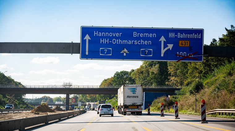 Bodo nemške avtoceste dobile omejitev hitrosti? Takšno je mnenje Sebastiana Vettla (foto: Profimedia)