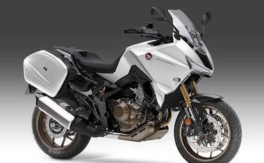Bo ta Honda novi 'price performance' motocikel v razredu športnih tourerjev?