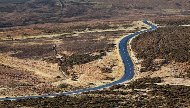 Foto: To so najvišje ležeče ceste na svetu - rekorderka NI v Himalaji