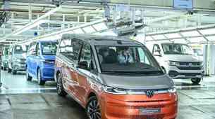 Toliko bo treba odšteti za novega VW Multivana
