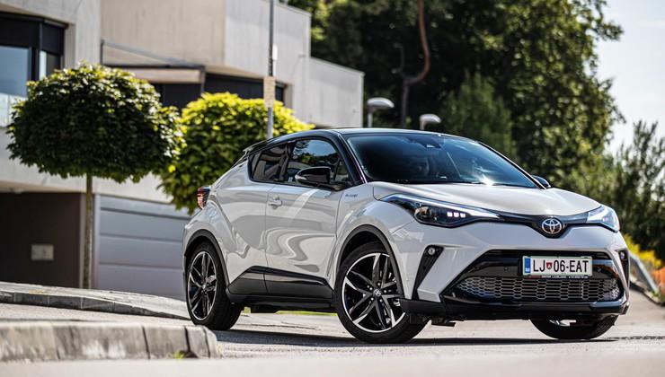 GR - a ni tako oster, kot bi morda pomislili (Test: Toyota CH-R GR Sport)
