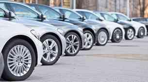 Statistika: Prodaja novih vozil v Evropi - na vrhu popoln  novinec!