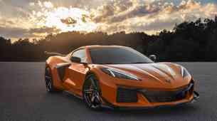 Novi Corvette Z06 zveni kot Ferrari - poslušajte!